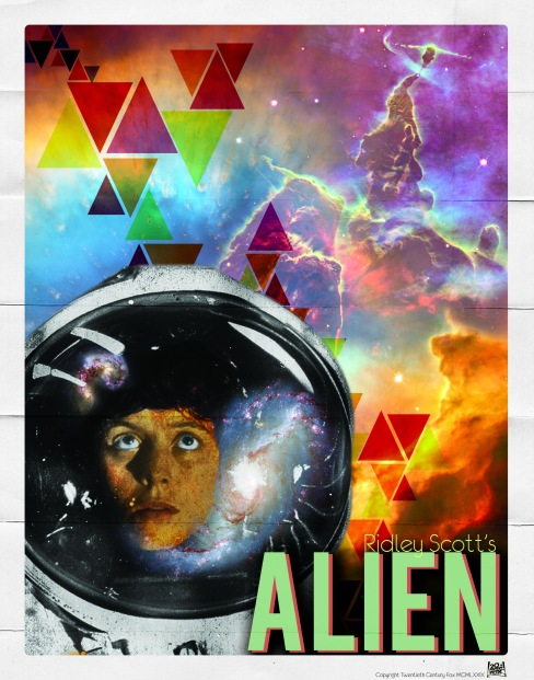 Alien Movie Poster