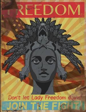 Lady-Freedom