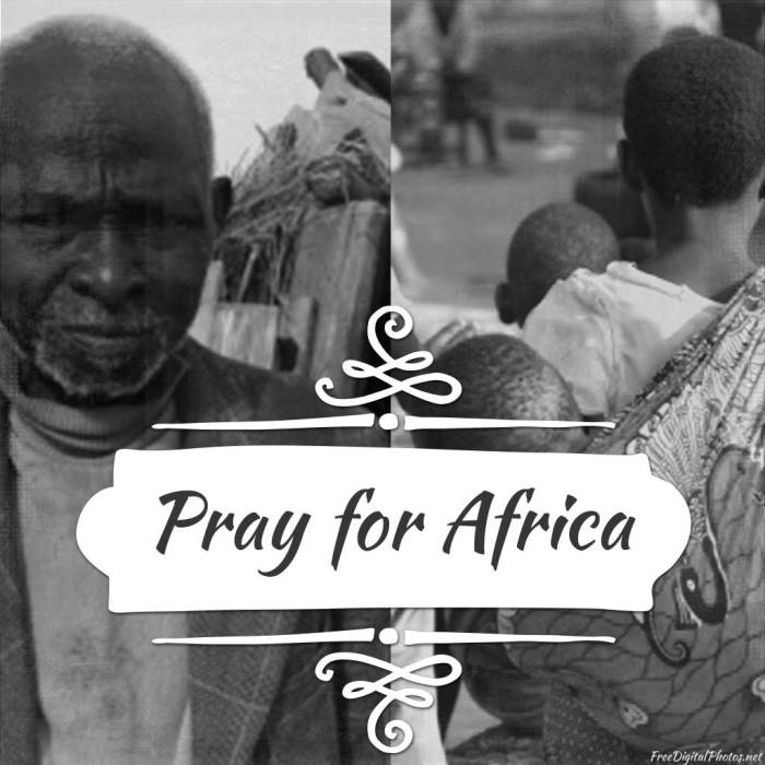 prayforafrica