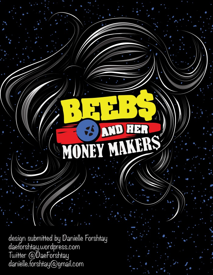 Beebs T Shirt Design copy